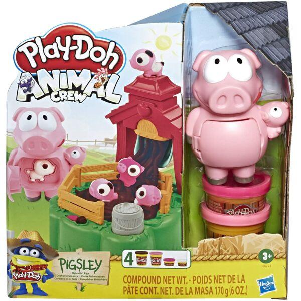Play-Doh: Animal Crew Pigsley gyurmaszett