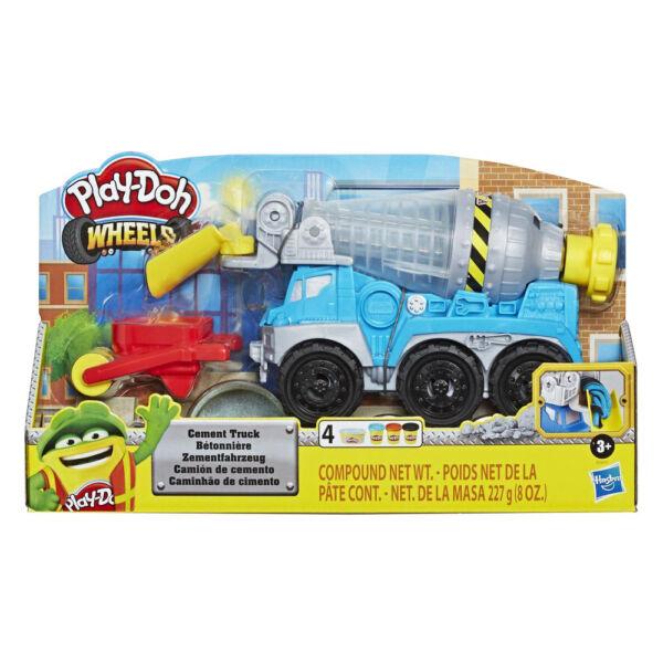 Hasbro Play-Doh: Betonkeverő gyurmaszett