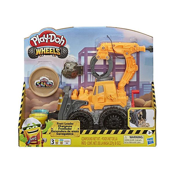Play-Doh Wheels Homlokrakodó gyurma készlet