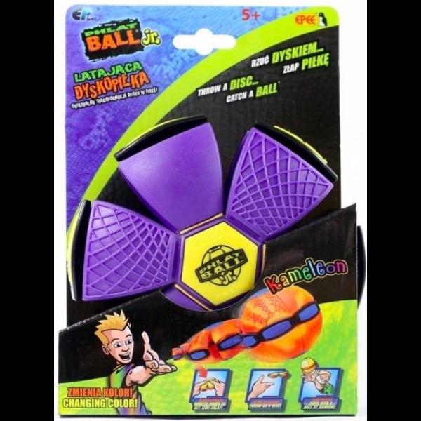 Phlat Ball Jr. kaméleon színváltós - több színben