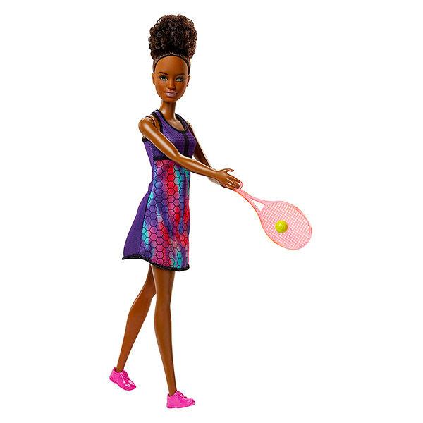 Barbie karrierista babák: tenisz edző Barbie