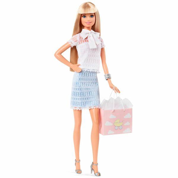 Babaváró buli Barbie