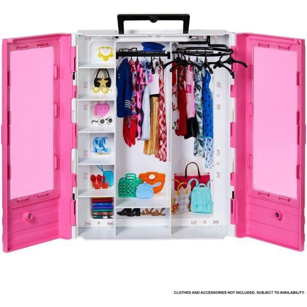 Barbie Ruhásszekrény