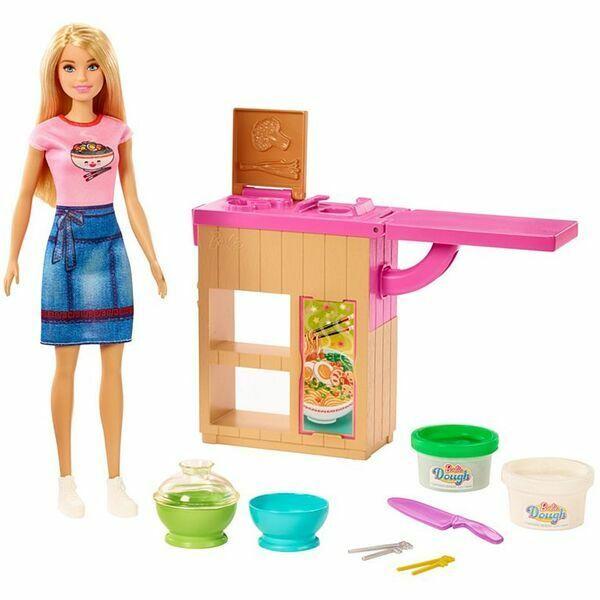 Barbie: Tészta készítő szett