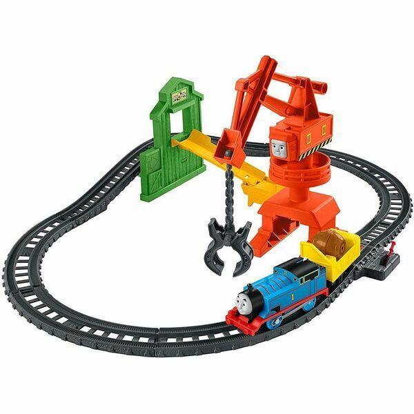 Thomas Trackmaster: Cassia daru játékszett