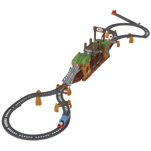 Thomas: lépegető híd pályaszett