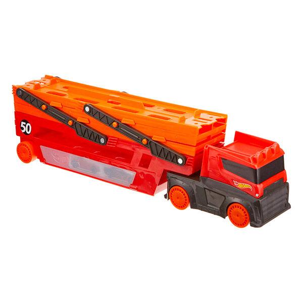 Hot Wheels: Mega autószállító kamion
