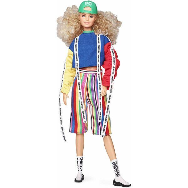 BMR1959 - Barbie retro divatbaba magasszárú tornacipőben