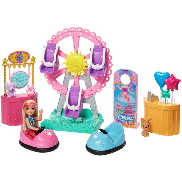 Barbie Chelsea vidámpark játékszett