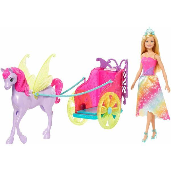 Barbie - mesés fogat hercegnővel