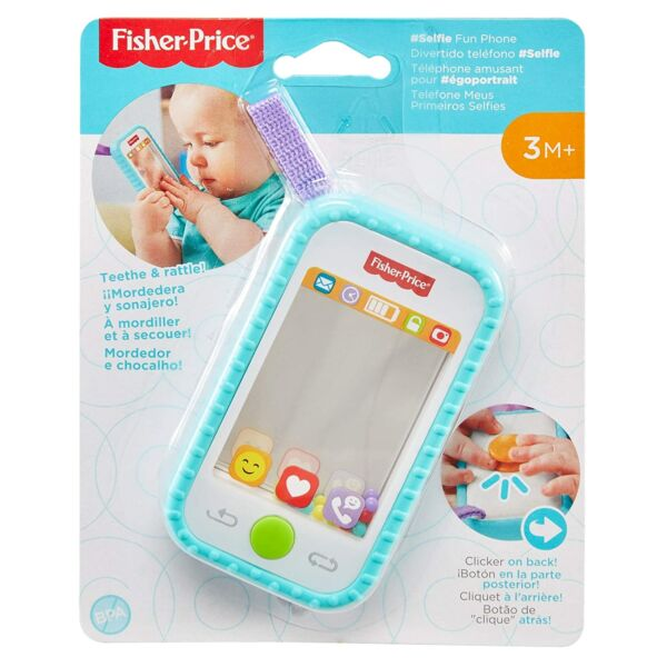 Fisher-Price: Selfie telefoncsörgő
