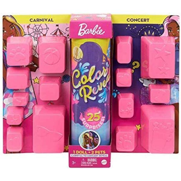 Barbie Color Reveal: Ultimate Meglepetés szett