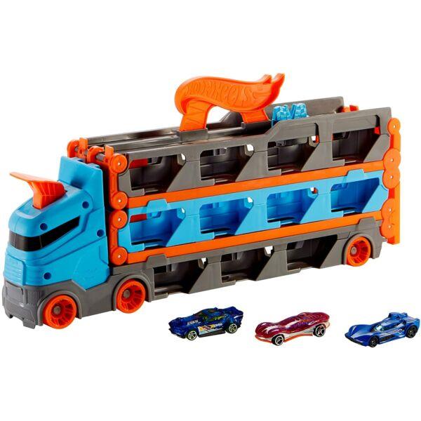 Hot Wheels: 2 az 1-ben ultimate szállító