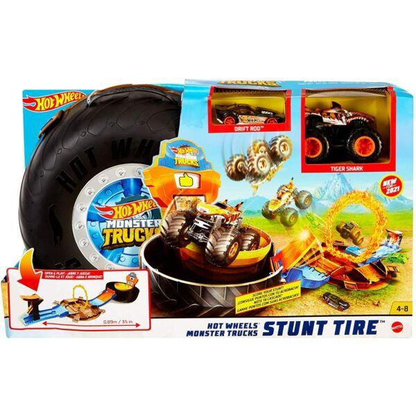 Hot Wheels: Monster Trucks kaszkadőr kerék