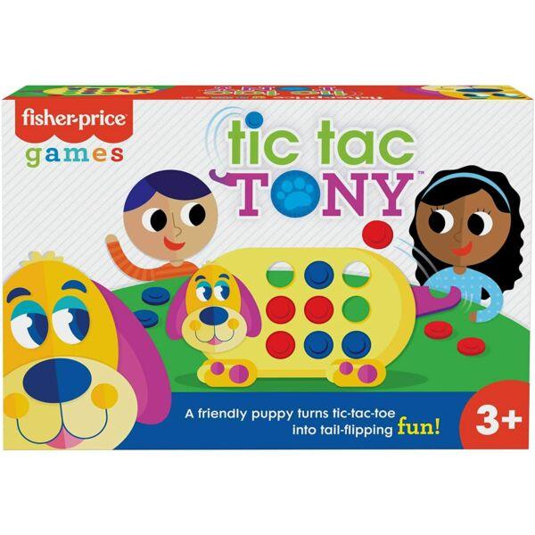 Fisher-Price: Tony kutyus társasjáték