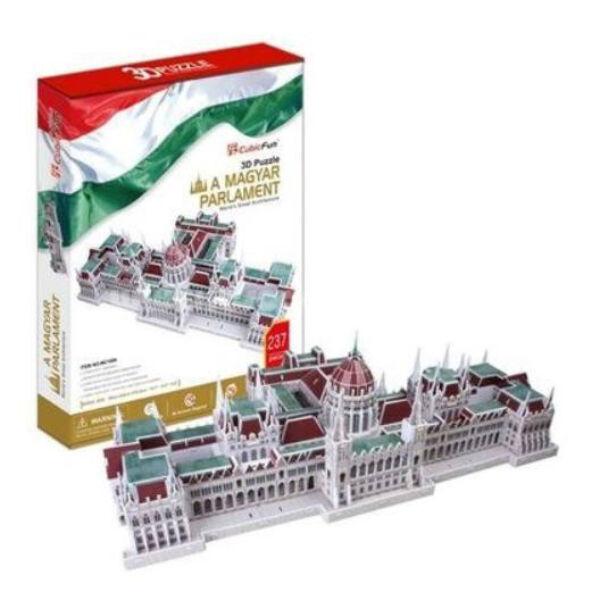 3D puzzle Magyar Parlament (237 db-os)