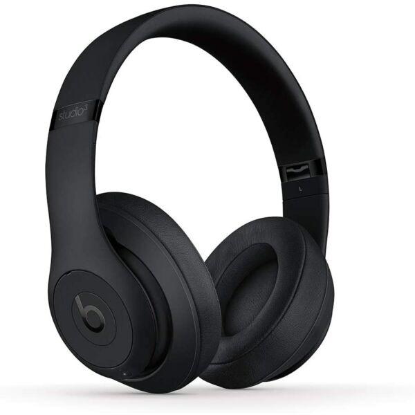 Beats by Dr. Dre Studio 3.0 Wireless vezeték nélküli fejhallgató - MATTE BLACK