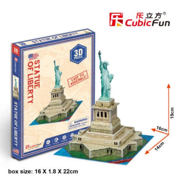Szabadság-szobor (31 db-os)
