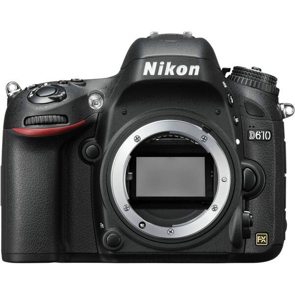 Nikon D610 Body Digitális fényképezőgép