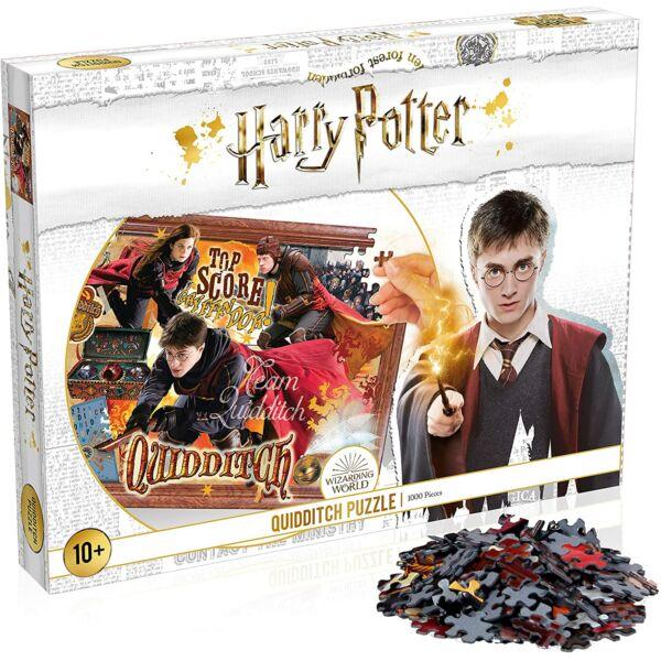Winning Moves Harry Potter Kviddics -1000 darabos puzzle