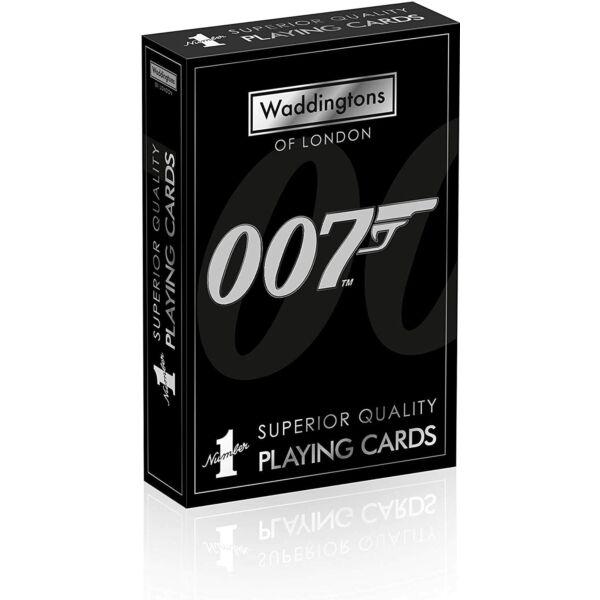 JAMES BOND 007 WADDINGTONS (FRANCIA KÁRTYA)