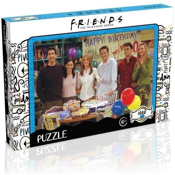 Jóbarátok - Boldog Születésnapot 1000 darabos puzzle