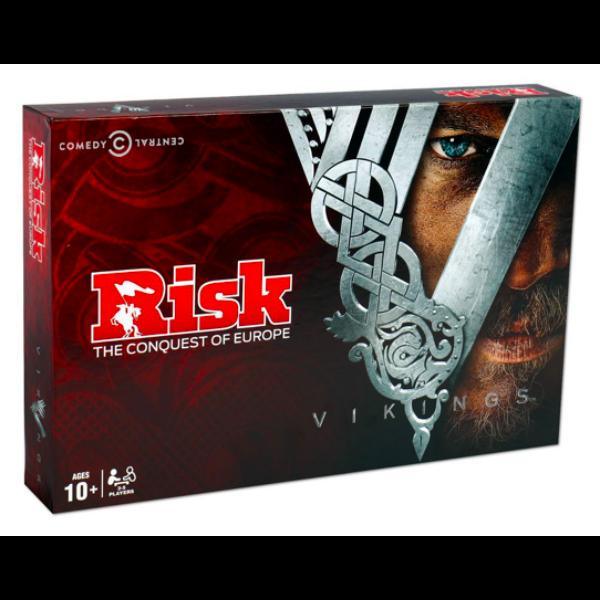 Rizikó: Vikingek