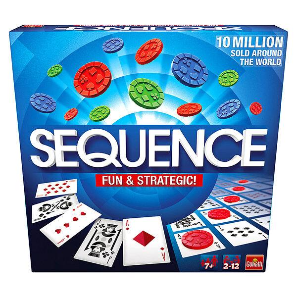 Sequence Classic társasjáték