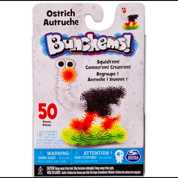 Bunchems: 50 darabos strucc formázó készlet