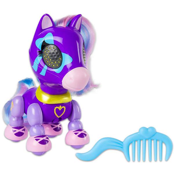 Zoomer Zupps: Lilac robot póni