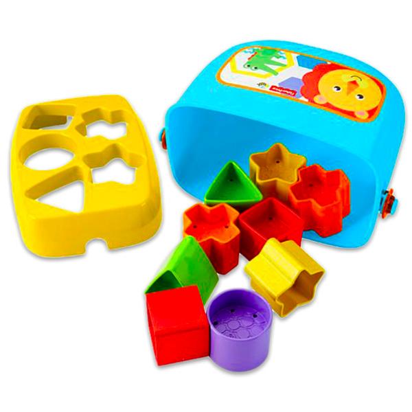 Fisher-Price: formaválogató dobozka