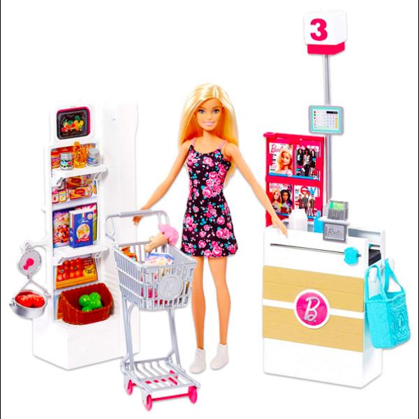 Barbie: szupermarket