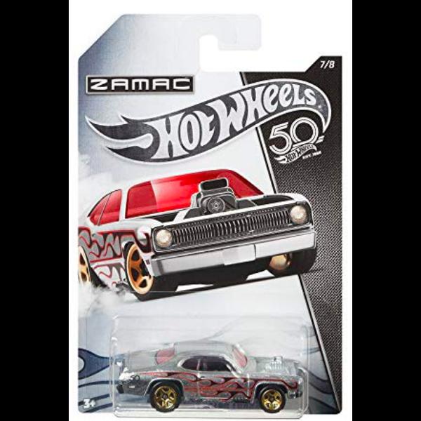 Hot Wheels Zamac 50. szülinap - 1968 Olds 442