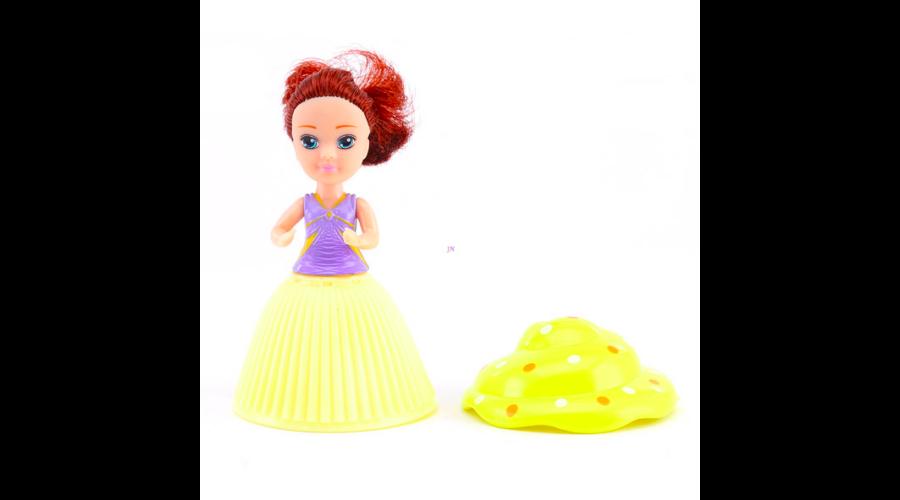 Cupcake  Meglepi mini sütibaba - Jenny - Játékfigurák 35a01775fd